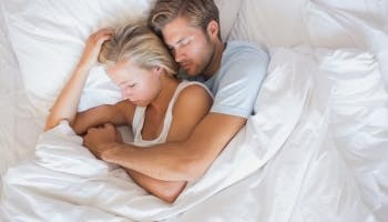Does Cuddling Help You Sleep Better?