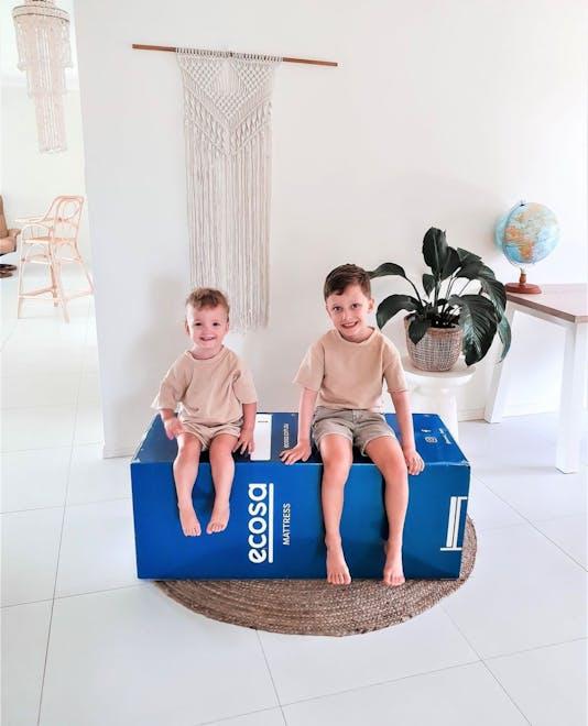 Ecosa Mattress with Raising K and T